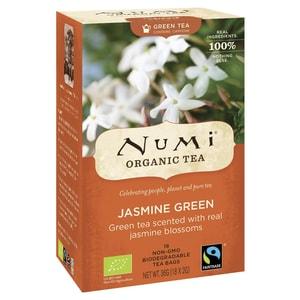 Numi Bio Jasmine Green 36g