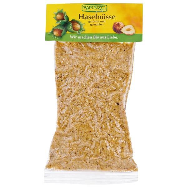 Rapunzel Bio Haselnüsse geröstet & gemahlen 125g