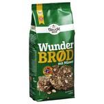 Bauckhof Bio Wunderbrod Backmischung mit Nüssen glutenfrei 600g
