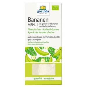 Govinda Biogrüne Bananen-Mehl 350g