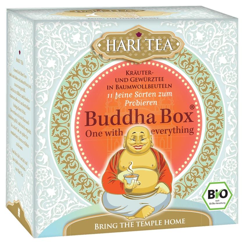 Hari Tea Bio Buddha Box Teemischungen 22g