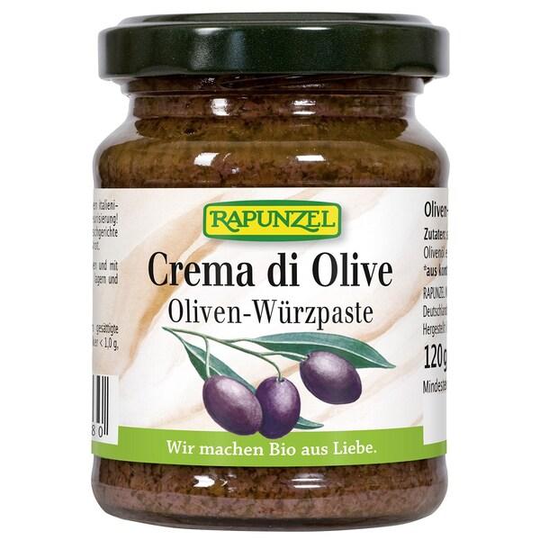 Rapunzel Bio Oliven-Würzpaste 120g