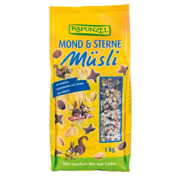 Rapunzel Bio Mond & Sterne Müsli 1kg