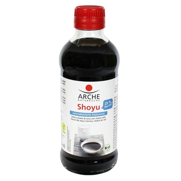 Arche Bio Shoyu salzreduziert 250ml