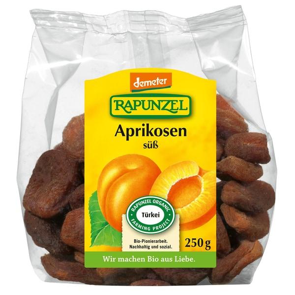 Rapunzel Bio Aprikosen süß 250g