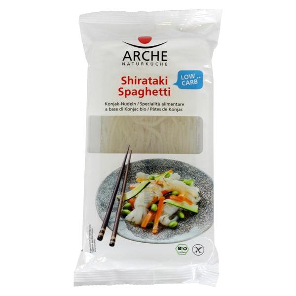 Arche Bio Shirataki Spaghetti Konjak-Nudeln glutenfrei 294g