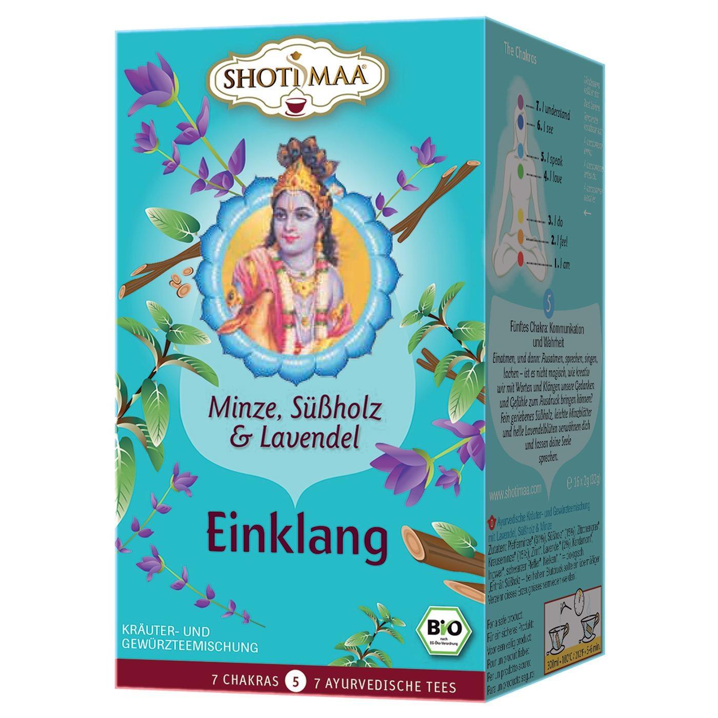 Hari Tea Bio Einklang Teemischung 32g