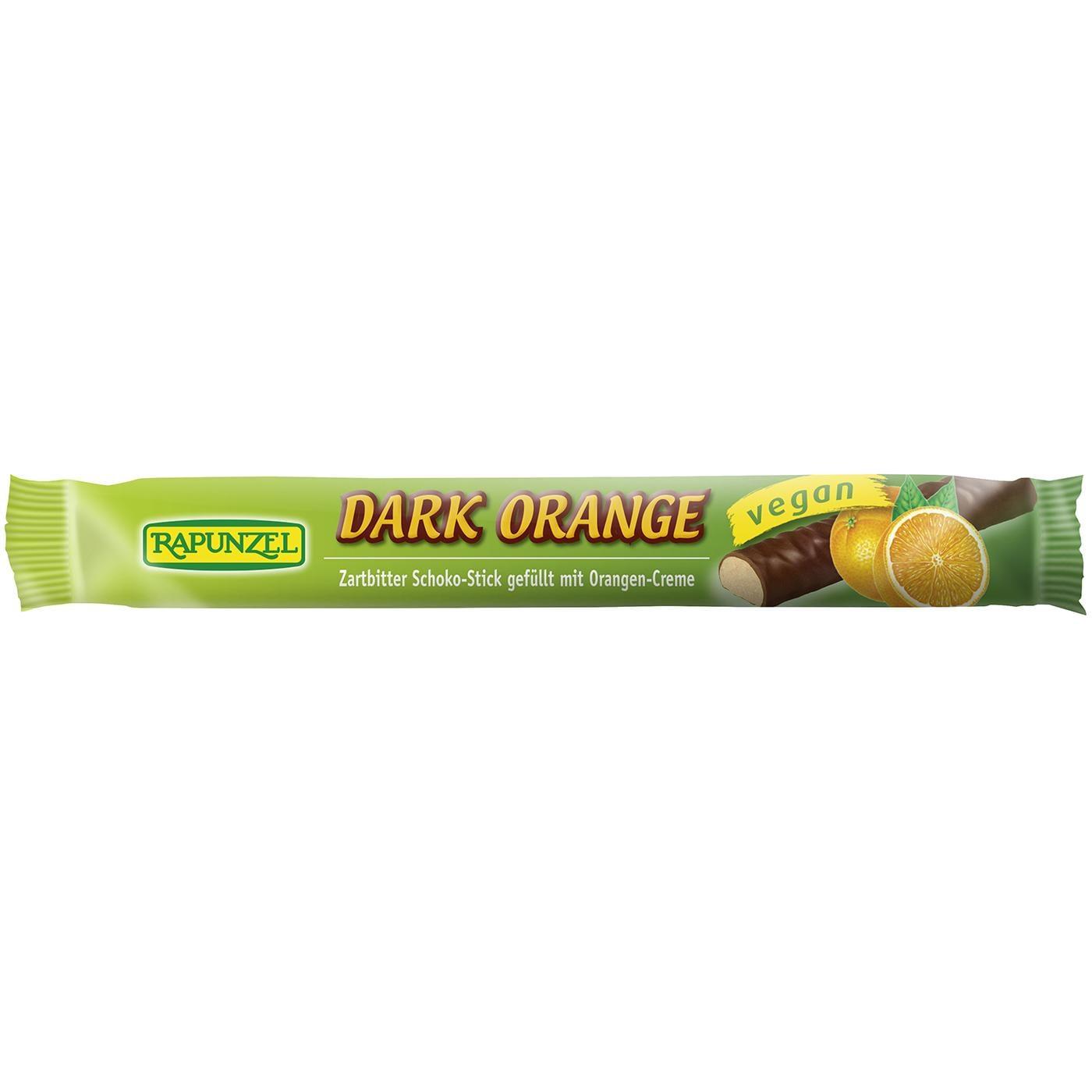 Rapunzel Bio Dark Orange Stick 22g