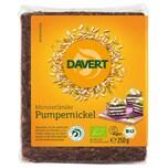 Davert Bio Münsterländer Pumpernickel 250g