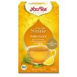 Yogi Tea Bio Für die Sinne - Pures Glück Teemischung 44g