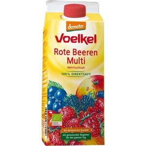 Voelkel Bio Rote Beeren Multi 0,75l
