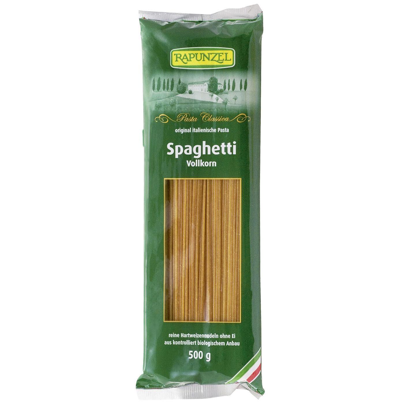 Rapunzel Bio Spaghetti Vollkorn 500g