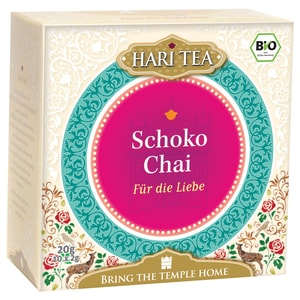 Hari Tea Bio Schoko Chai Teemischung 20g