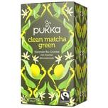 Pukka Herbs Bio Clean Matcha Green Teemischung 30g