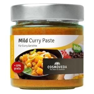 Cosmoveda Bio Mild Curry Paste 175 g