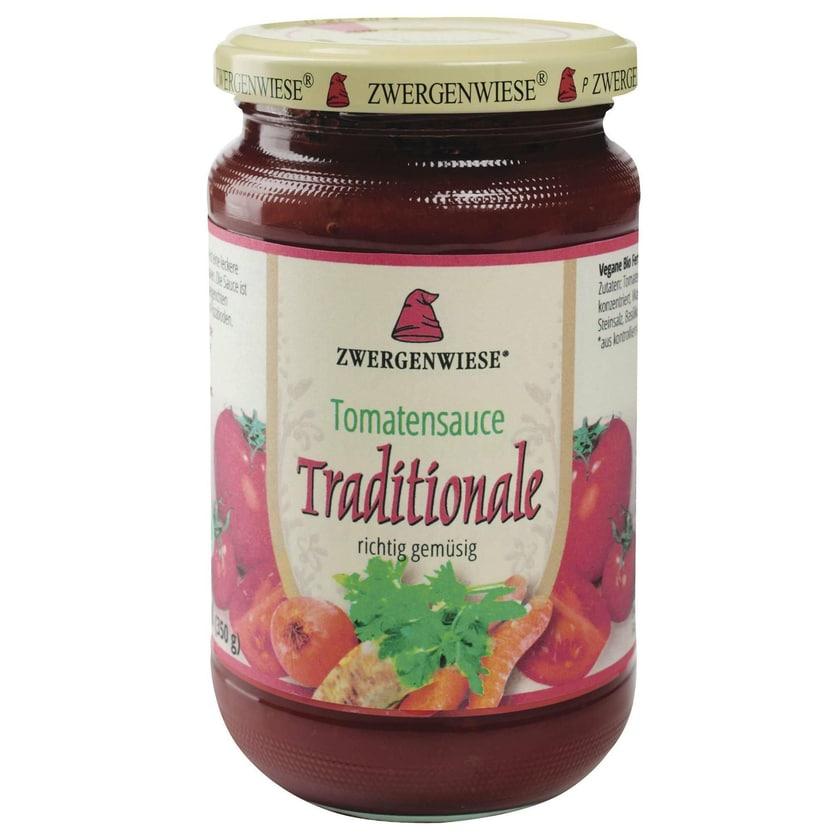 Zwergenwiese Bio Tomatensauce Traditionale 340ml