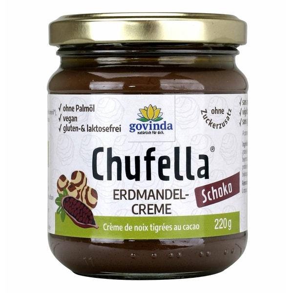 Govinda Bio Chufella Erdmandel-Schokocreme 220g