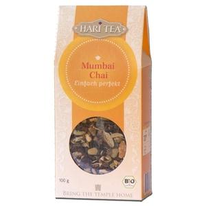 Hari Tea Bio Mumbai Chai lose Teemischung 100g