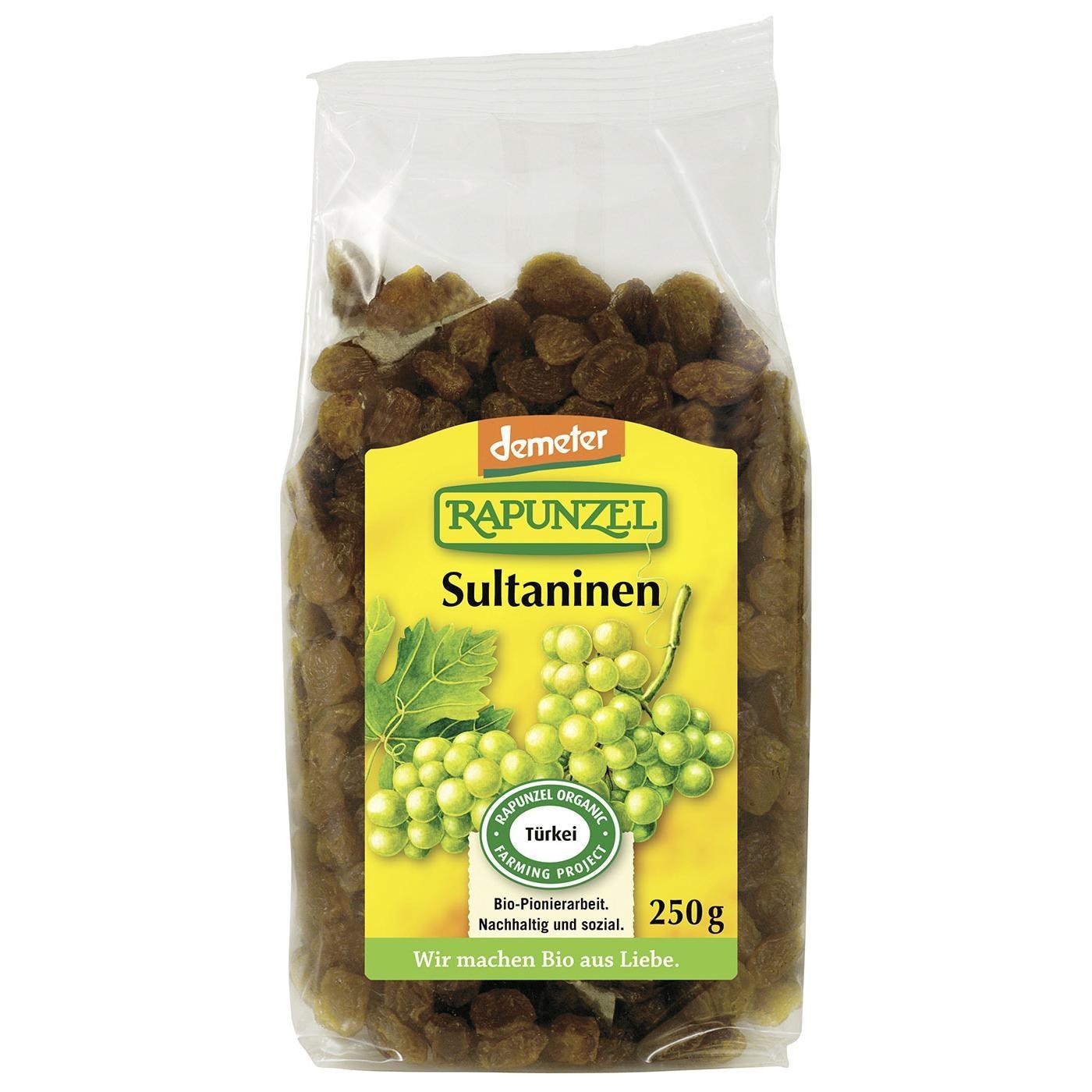 Rapunzel Bio Sultaninen 250g