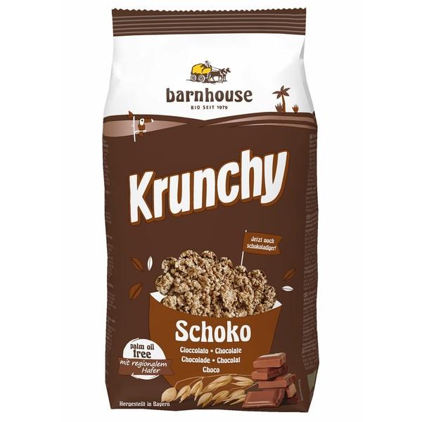 Barnhouse Bio Krunchy Schoko 750g