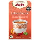Yogi Tea Bio Lebensfreude Teemischung 30,6g