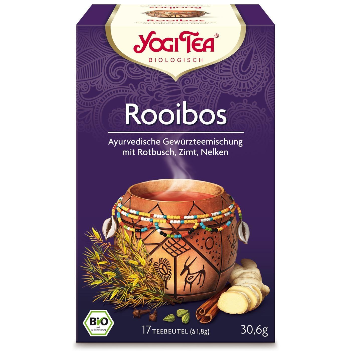 Yogi Tea Bio Rooibos Teemischung 30,6g