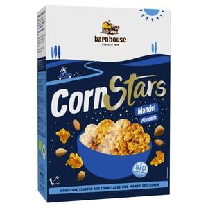 Barnhouse Bio Cornflakes Cornstars Mandel 300g