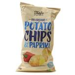 Trafo Bio Kartoffelchips Paprika 125g
