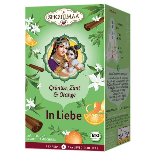 Hari Tea Bio In Liebe Teemischung 28,8g