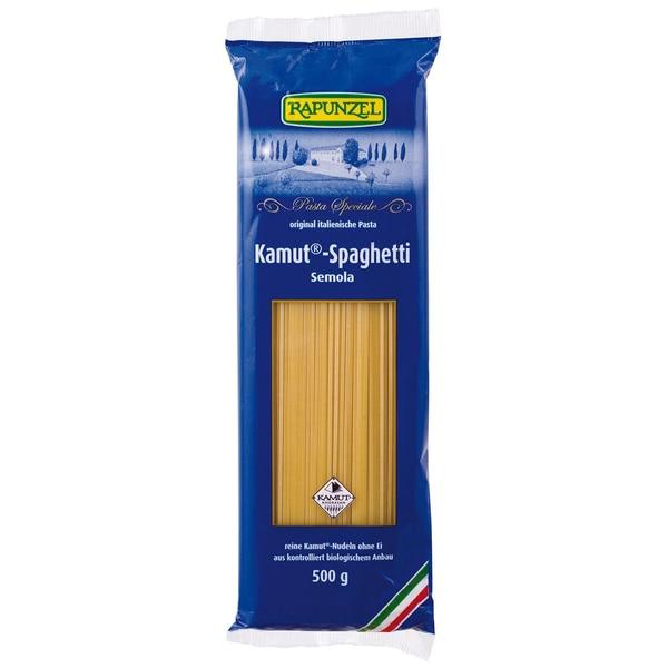 Rapunzel Bio Kamut Spaghetti Semola 500g