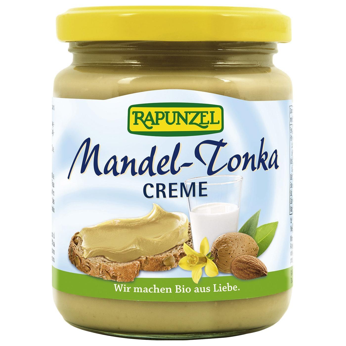 Rapunzel Bio Mandel-Tonka-Creme 250g