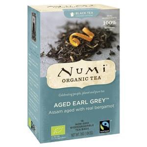 Numi Bio Aged Earl Grey 36g
