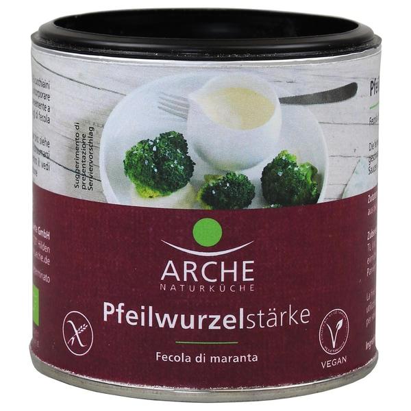 Arche Bio Pfeilwurzelstärke 125g
