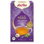 Yogi Tea Bio Für die Sinne Süße Träume Teemischung 42 g