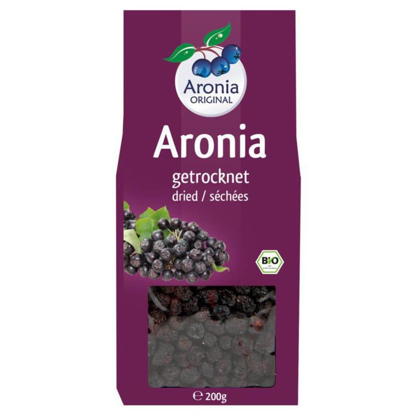 Aronia Original Bio Aroniabeerengetrocknet 200g