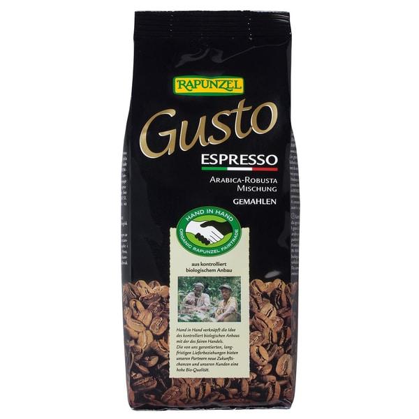 Rapunzel Bio Gusto Espresso all´italiana gemahlen 250g