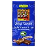 Rapunzel Bio Vollmilch-Schokolade Dunkel 46% 100g