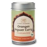 Classic Ayurveda Bio Orangen Ingwer Curry Gewürzmischung 50 g
