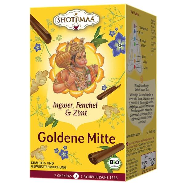 Hari Tea Bio Goldene Mitte Teemischung 32g