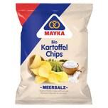 Mayka Bio Kartoffelchips mit Meersalz 70g