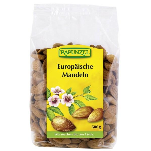 Rapunzel Bio Europäische Mandeln 500g
