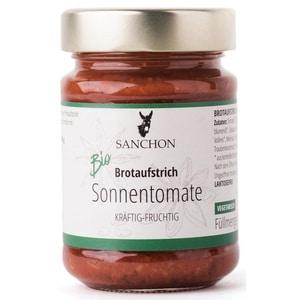 Sanchon Bio Brotaufstrich Sonnentomate 190g