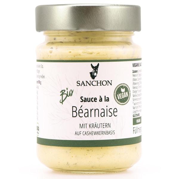 Sanchon Bio Sauce à la Béarnaise 170ml
