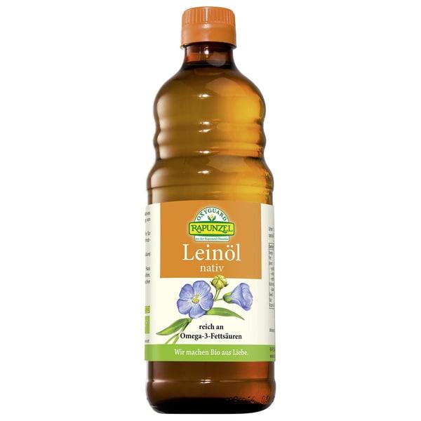 Rapunzel Bio Oxyguard Leinöl nativ 500ml