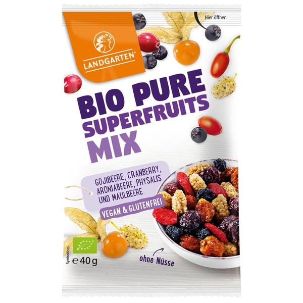 Landgarten Bio Pure Superfruits Mix 40g