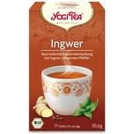 Yogi Tea Bio Ingwer Teemischung 30,6g