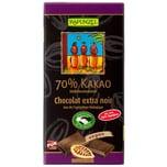 Rapunzel Bio Edelbitterschokolade 70% Kakao 80g