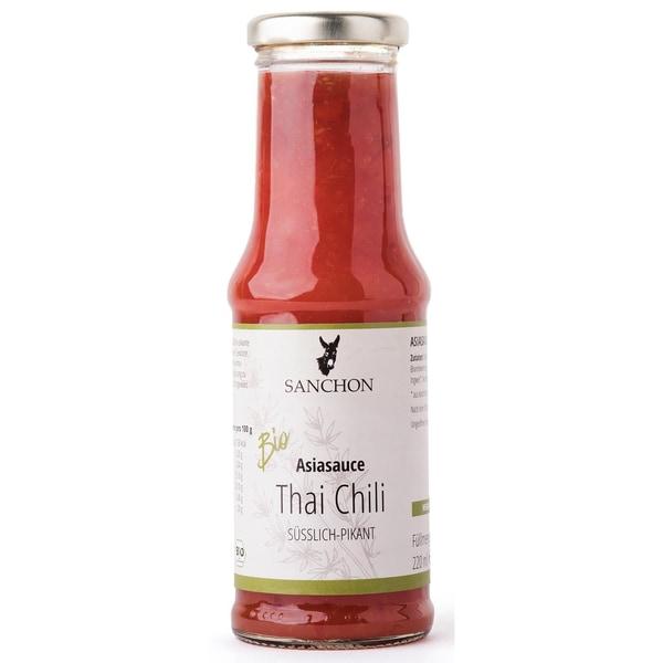 Sanchon Bio Asia Sauce Thai Chili 220ml