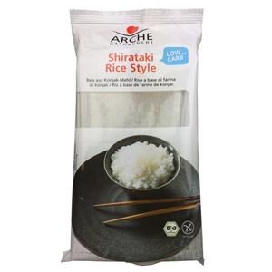 Arche Bio Shirataki Rice-Style Konjak-Nudeln glutenfrei 294g