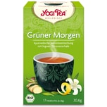 Yogi Tea Bio Grüner Morgen Teemischung 30,6g